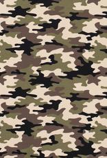 FT camouflage kaki