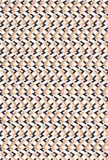 Bengaline abstract broken wit beige