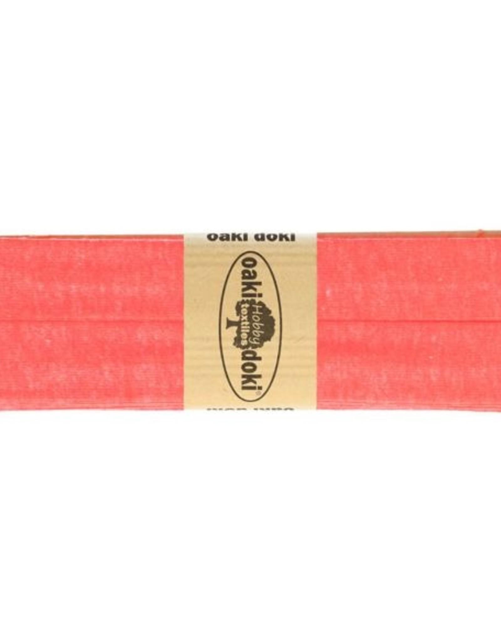 Oaki Doki Tricot de luxe jersey biaisband 20mm x 3m 953