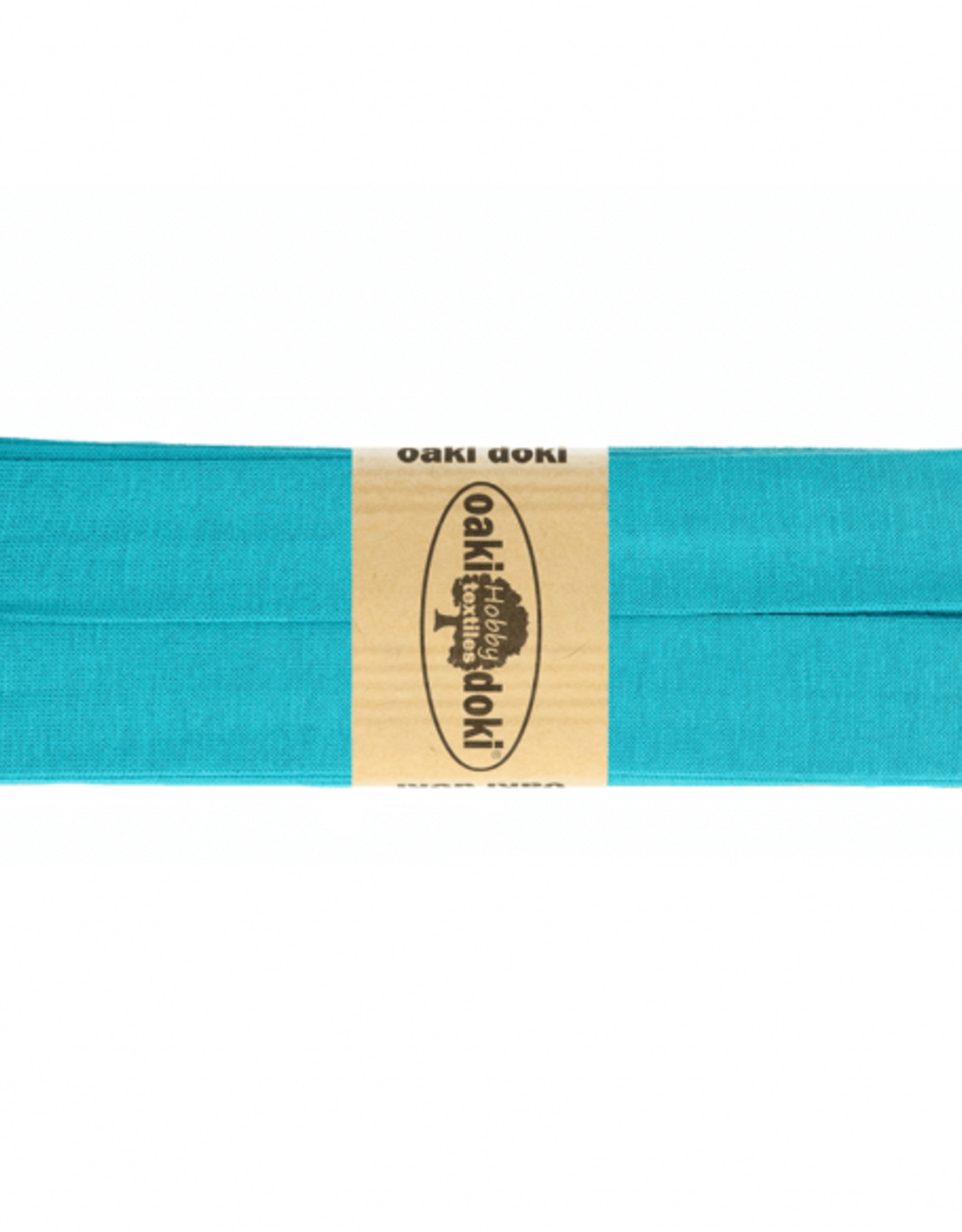 Oaki Doki Tricot de luxe jersey biaisband 20mm x 3m 472