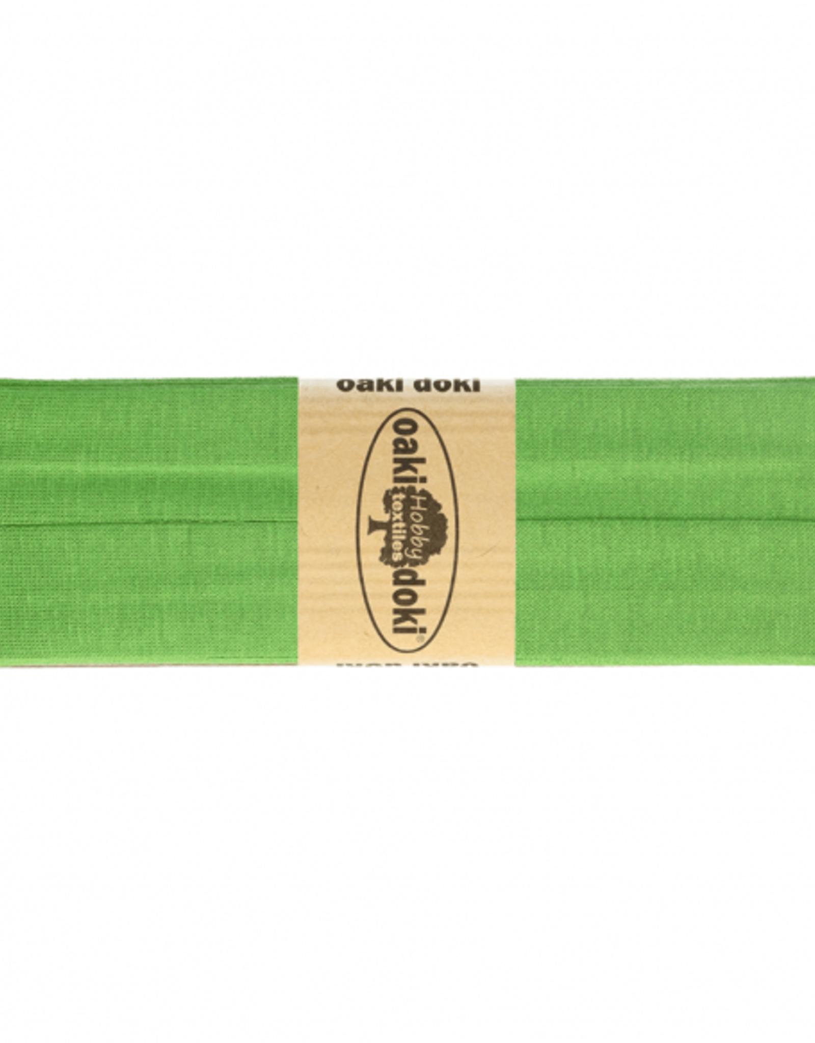 Oaki Doki Tricot de luxe jersey biaisband 20mm x 3m 447