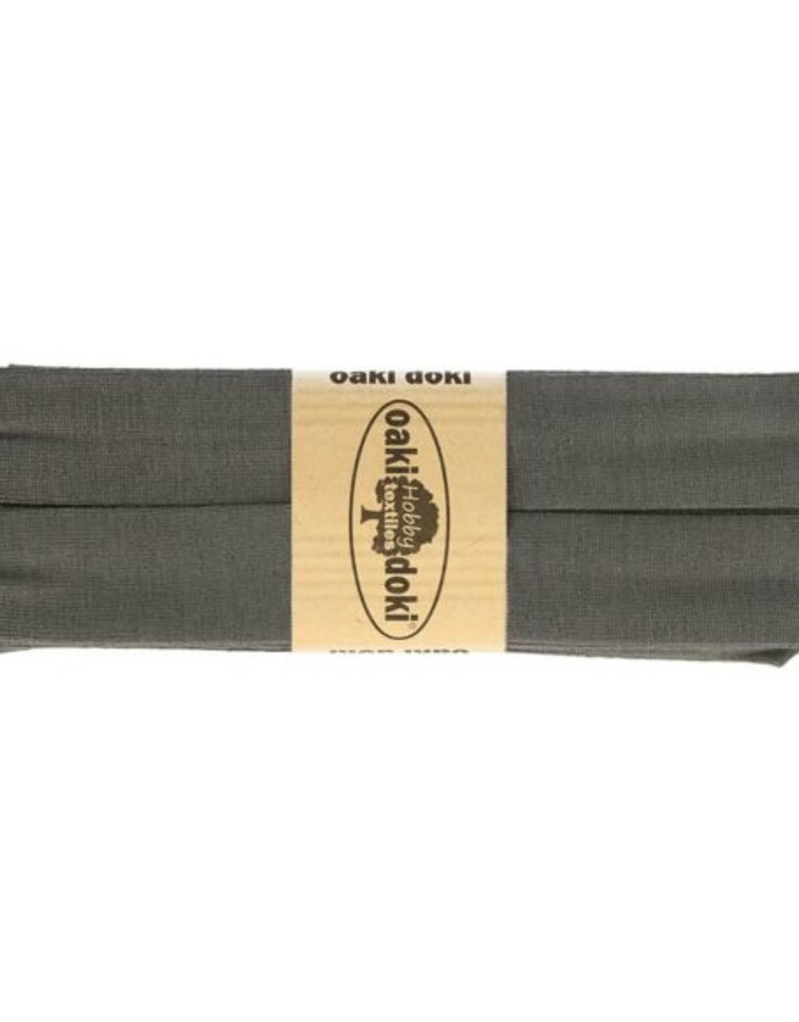 Oaki Doki Tricot de luxe jersey biaisband 20mm x 3m 115