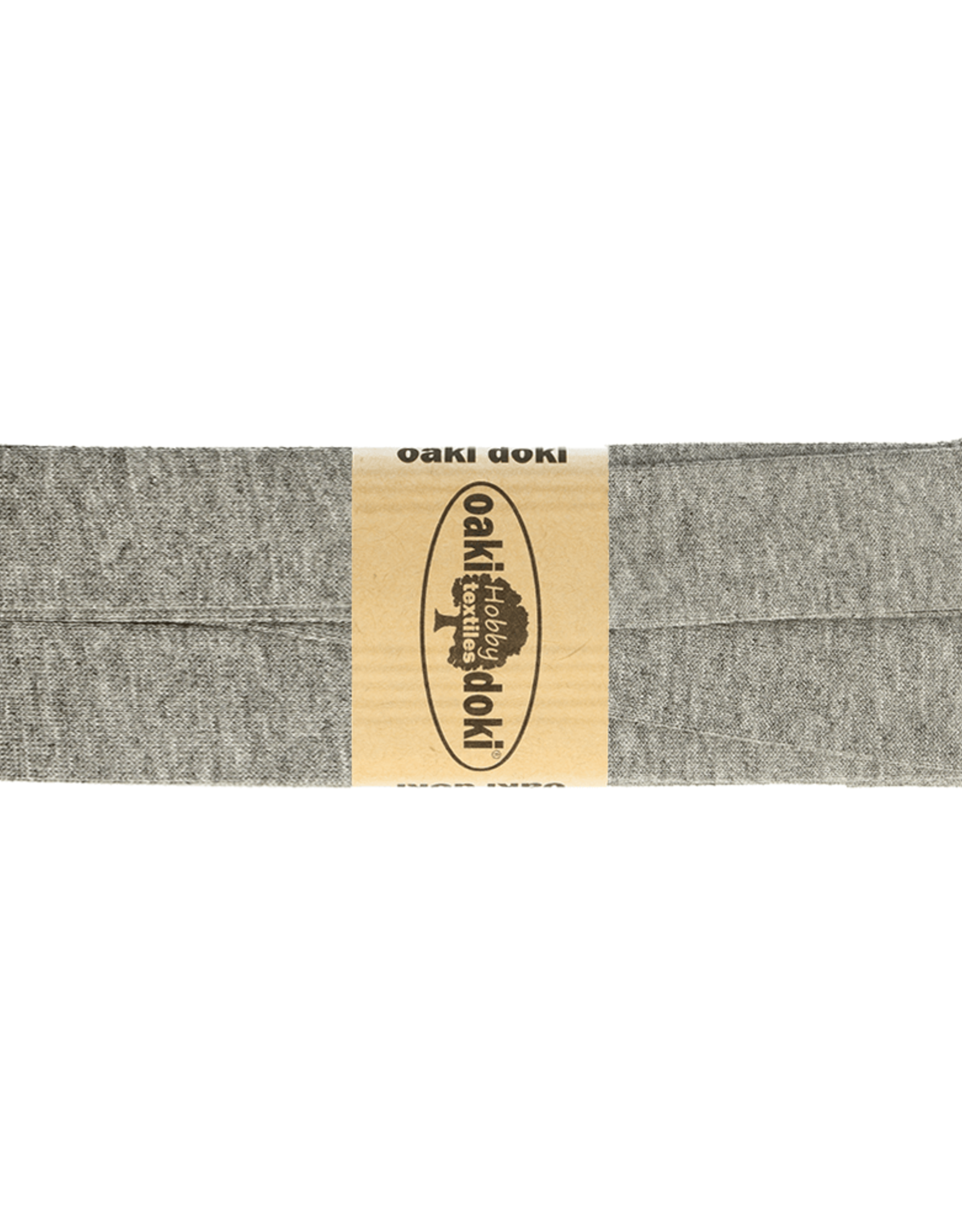 Oaki Doki Tricot de luxe jersey biaisband 20mm x 3m 067