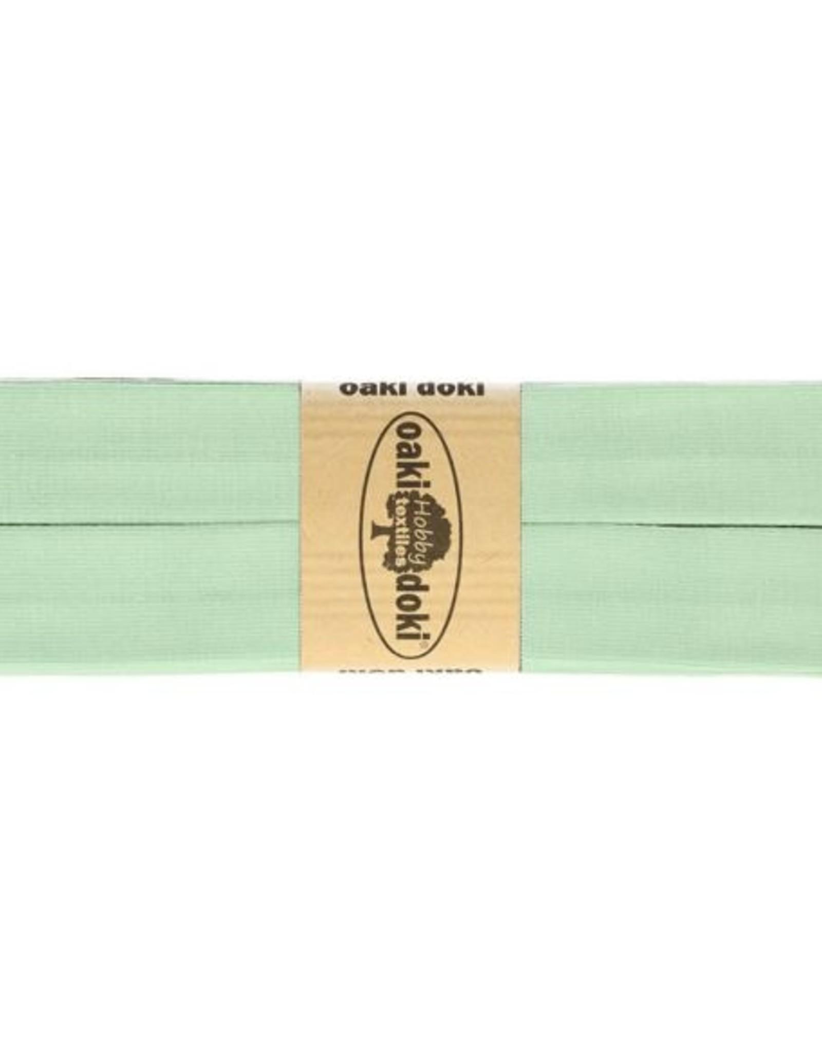 Oaki Doki Tricot de luxe jersey biaisband 20mm x 3m 025