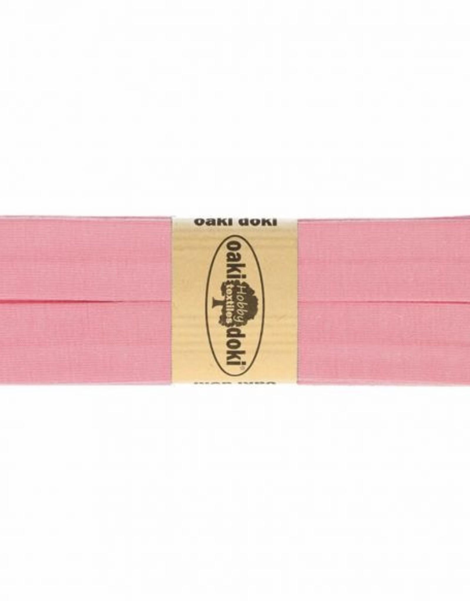 Oaki Doki Tricot de luxe jersey biaisband 20mm x 3m 016