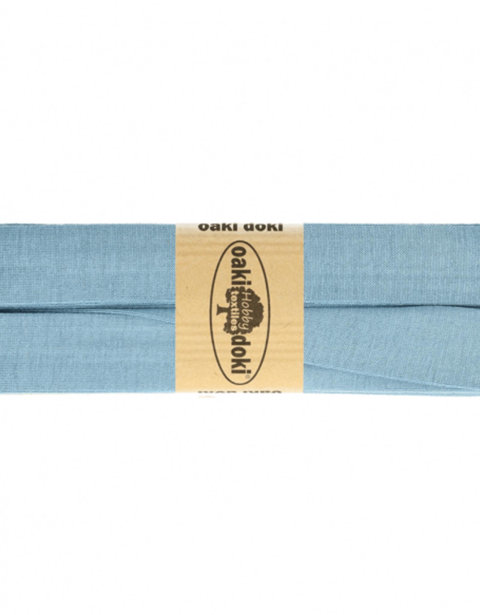 Oaki Doki Tricot de luxe jersey biaisband 20mm x 3m 003