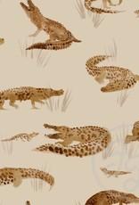 Family Fabrics Crocodile