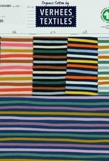 Poppy Stripes navy