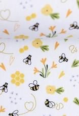 Katoen bijtjes