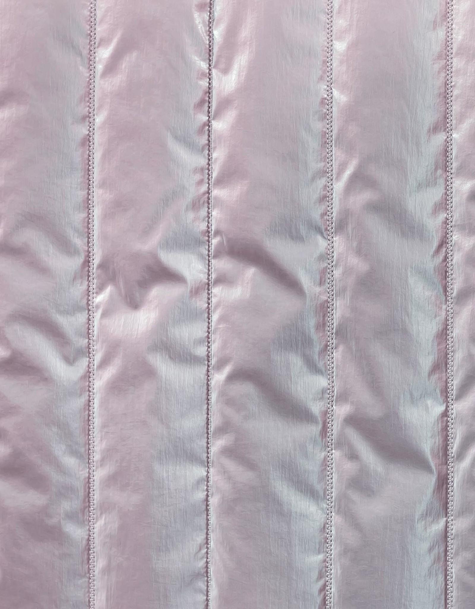 Katia Padded Metallized pink