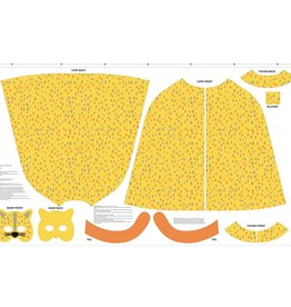 Katia Paneel Toys Leopard costume