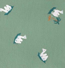 Katia Rustic cotton Aladin Carpet kaki