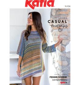 Katia Patronenboek Casual 106