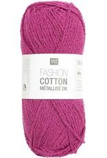 Rico Design Cotton Metallise