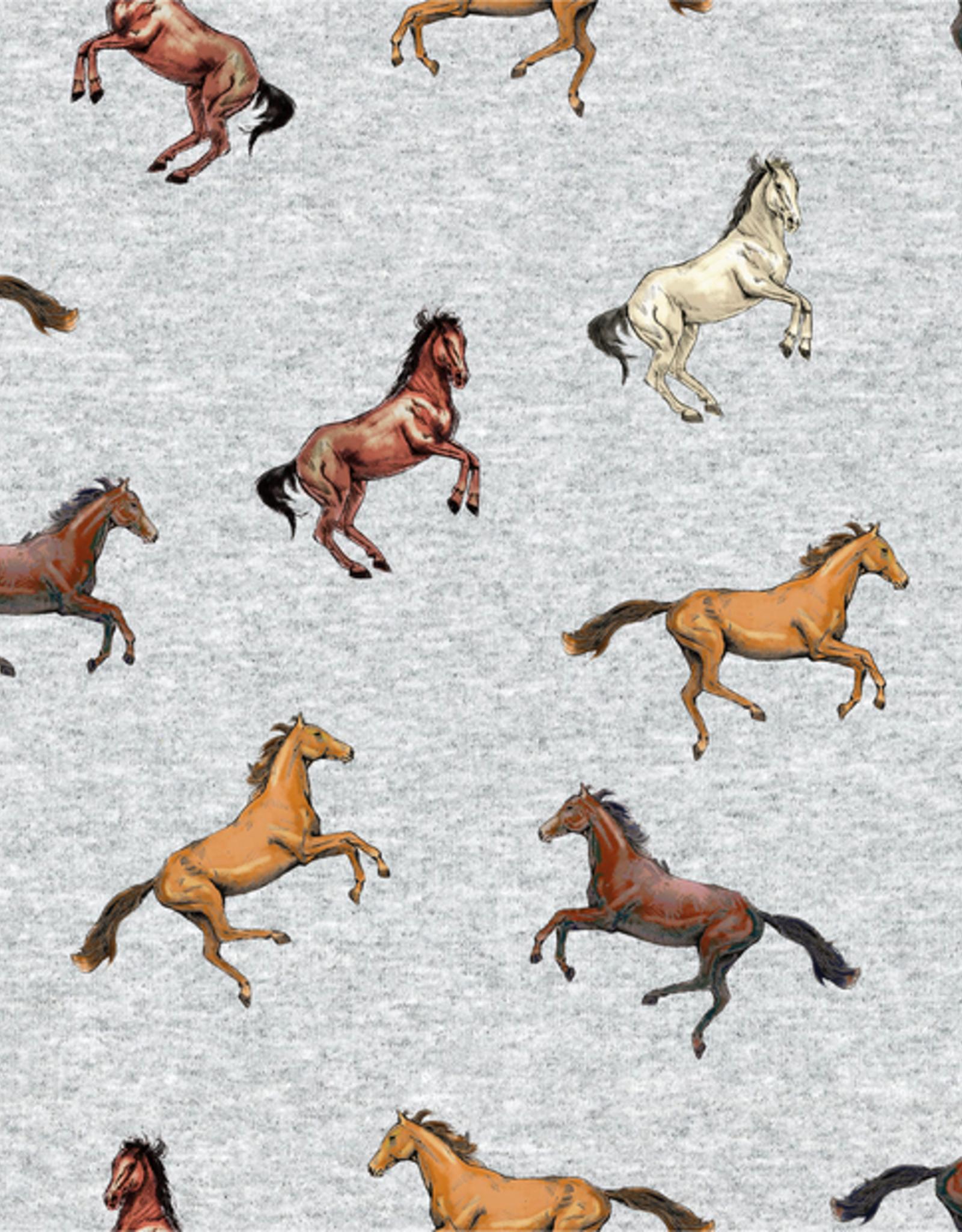 FT paardjes grijs