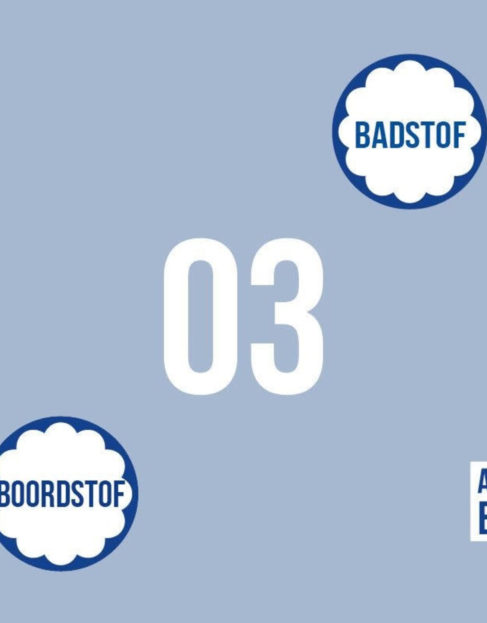 ABF Boordstof cashmere blue
