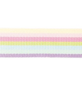 Rico Design Tassenband pastel 40mm x 2m