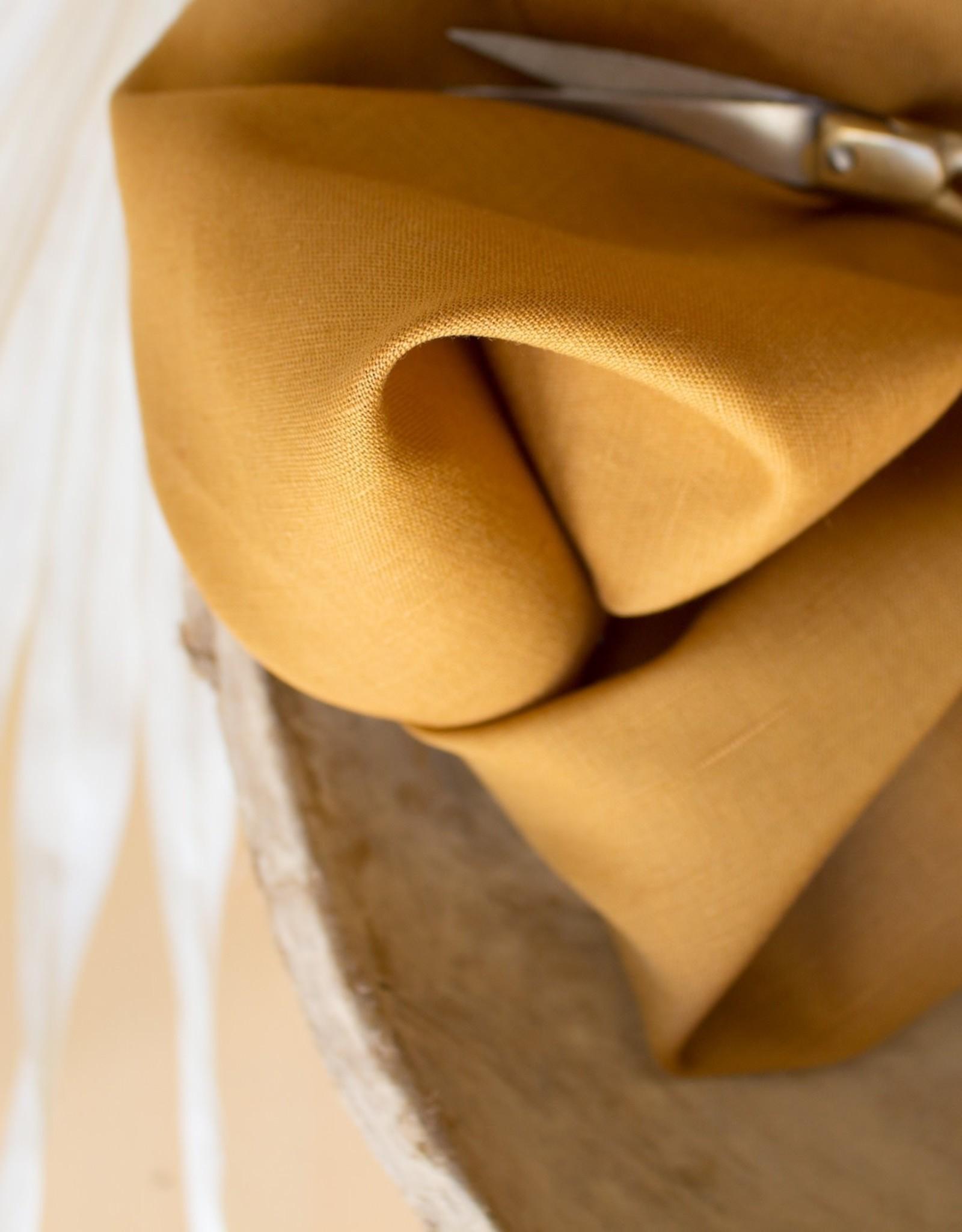 Atelier Brunette Linen ochre