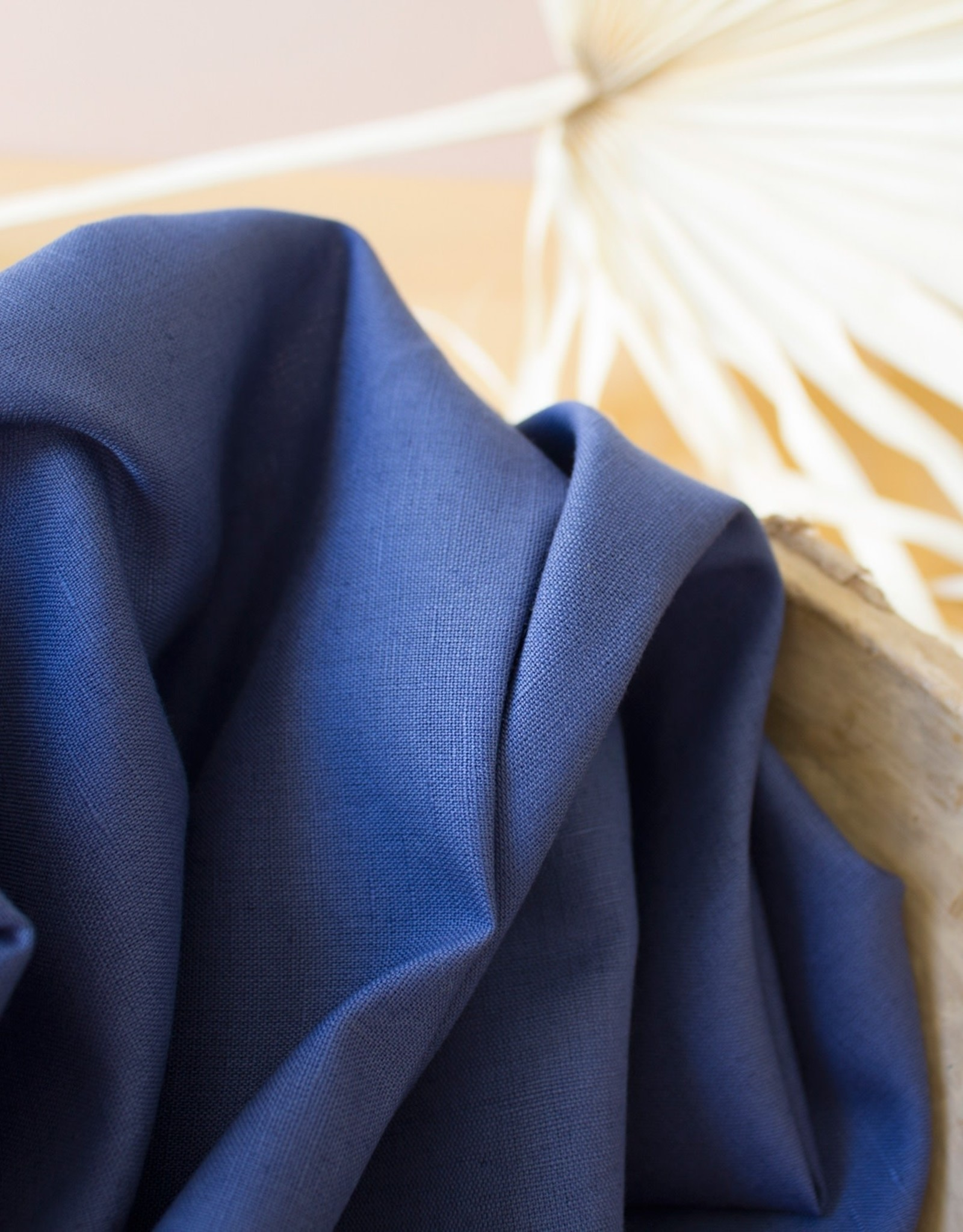 Atelier Brunette Linen cobalt