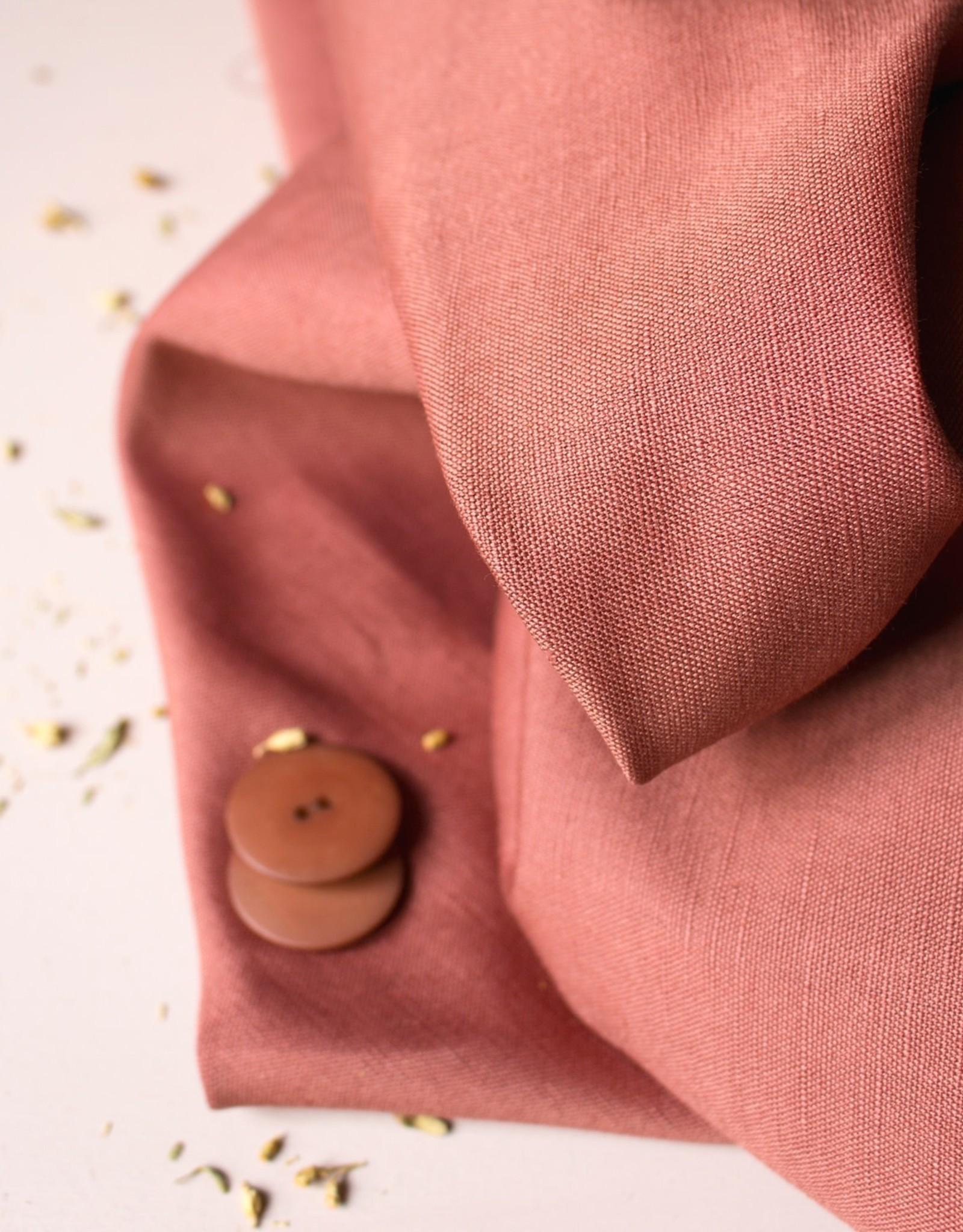 Atelier Brunette Linen chesnut