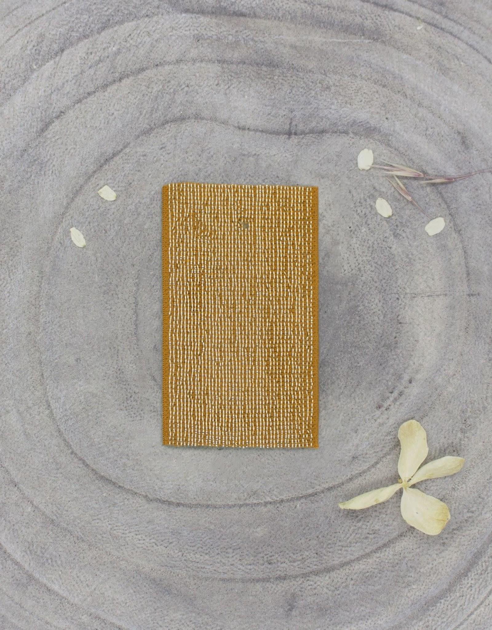 Atelier Brunette Golden Elastic Band - Ochre