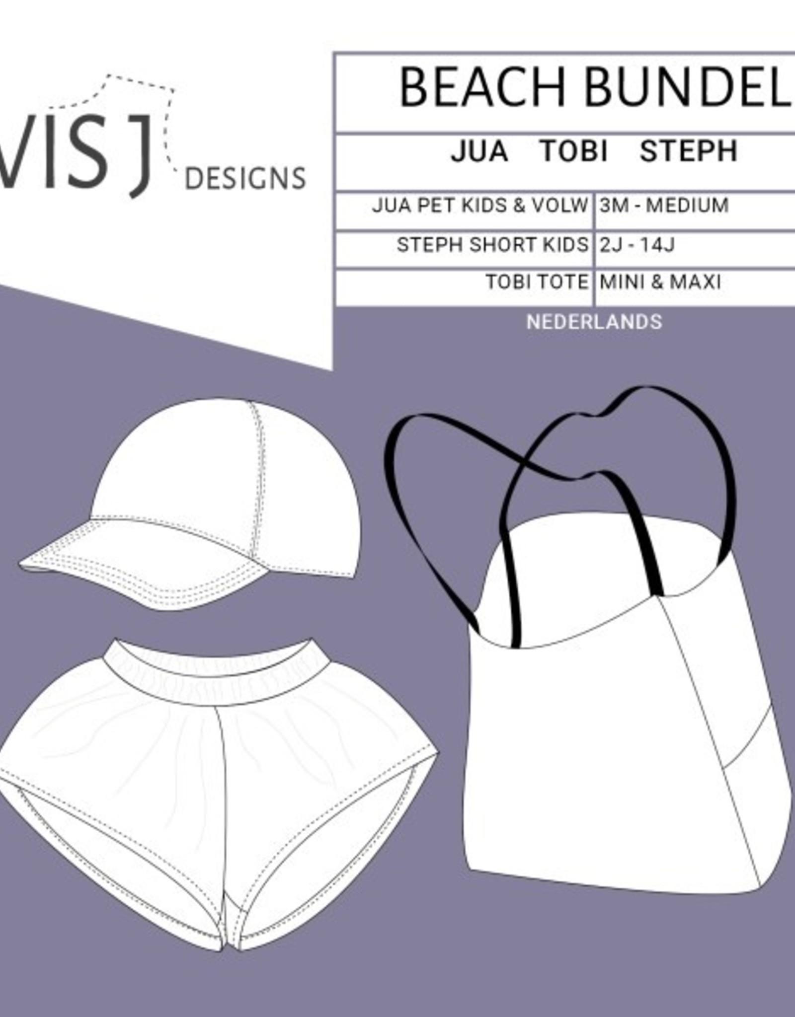 WISJ Designs Beach bundle