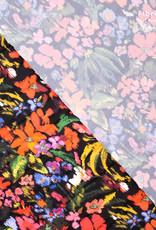 Fibre Mood FM Bloom en Fiona multicolor flower
