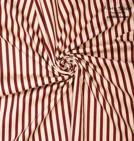 Fibre Mood FM Maya red stripes