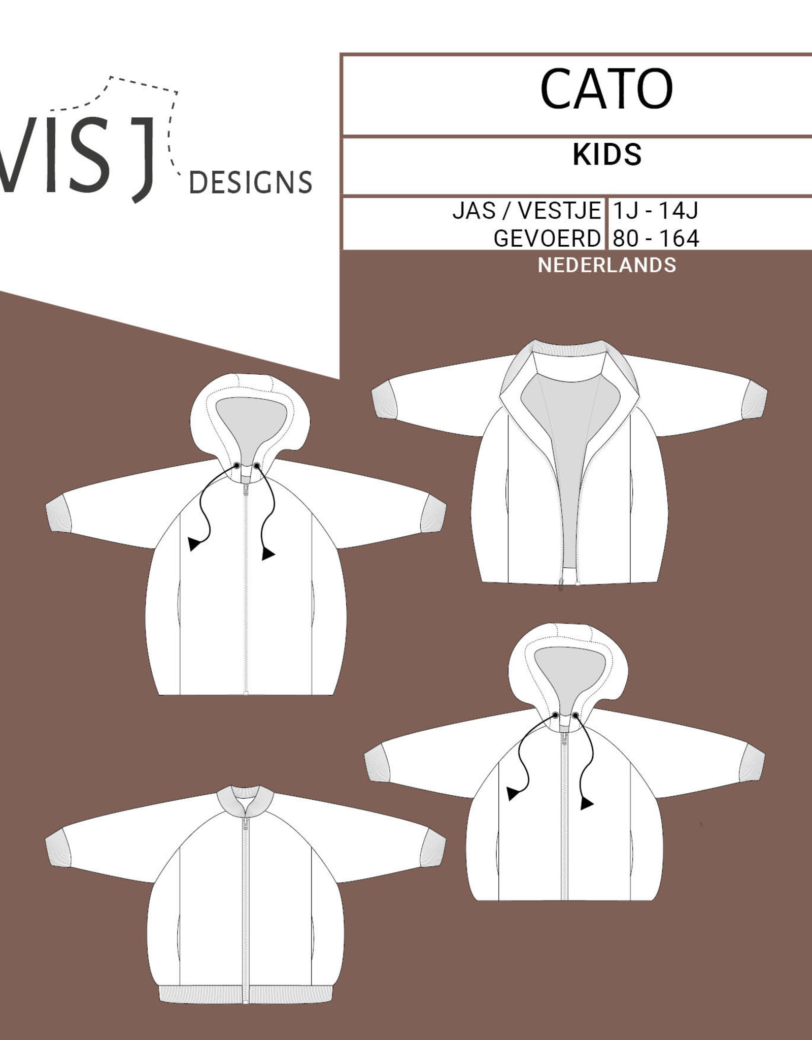 WISJ Designs Cato vest