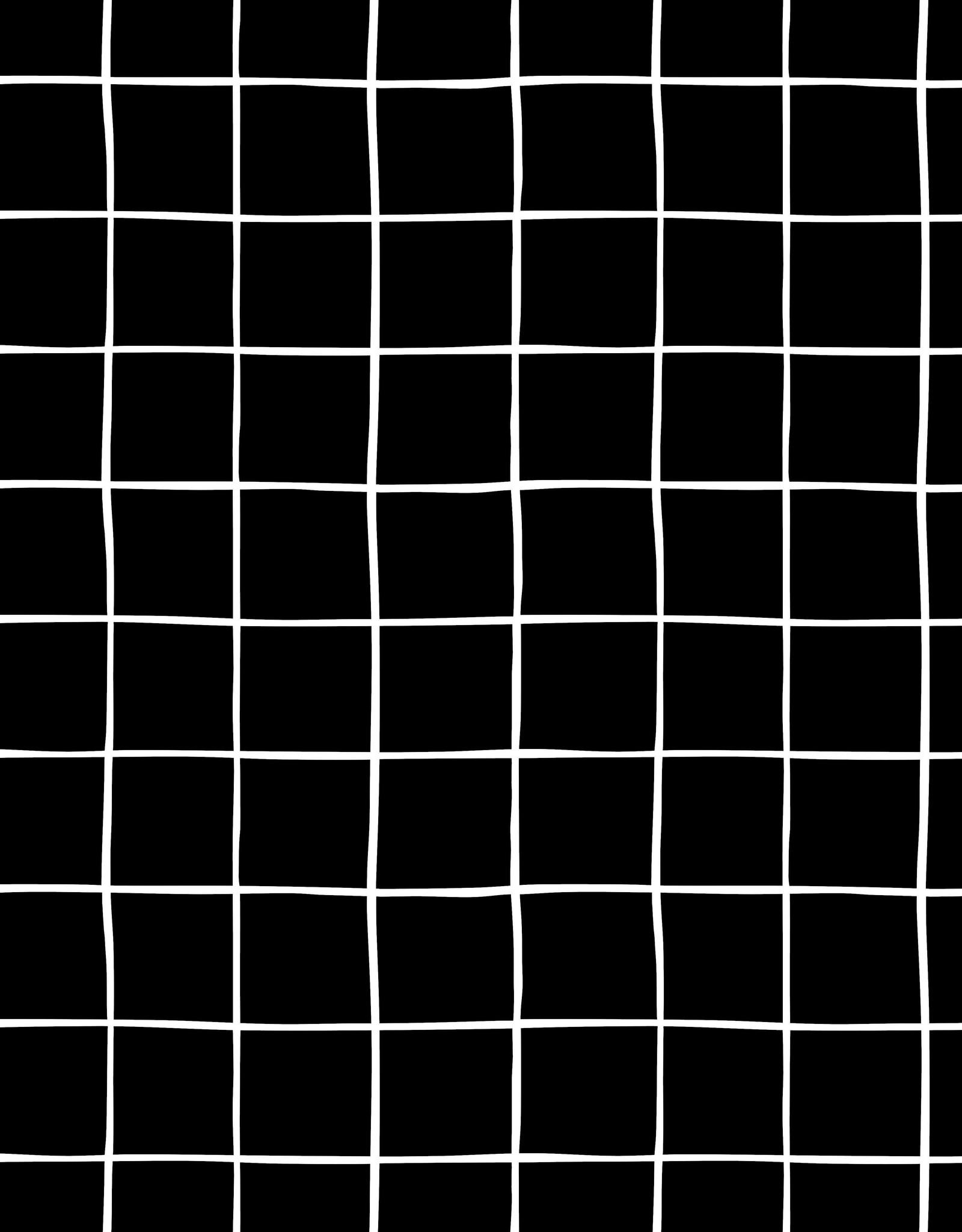 GOTS soft sweat grid black