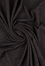 Jeanslook rekbaar zwart