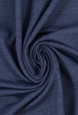 Jeanslook rekbaar blauw
