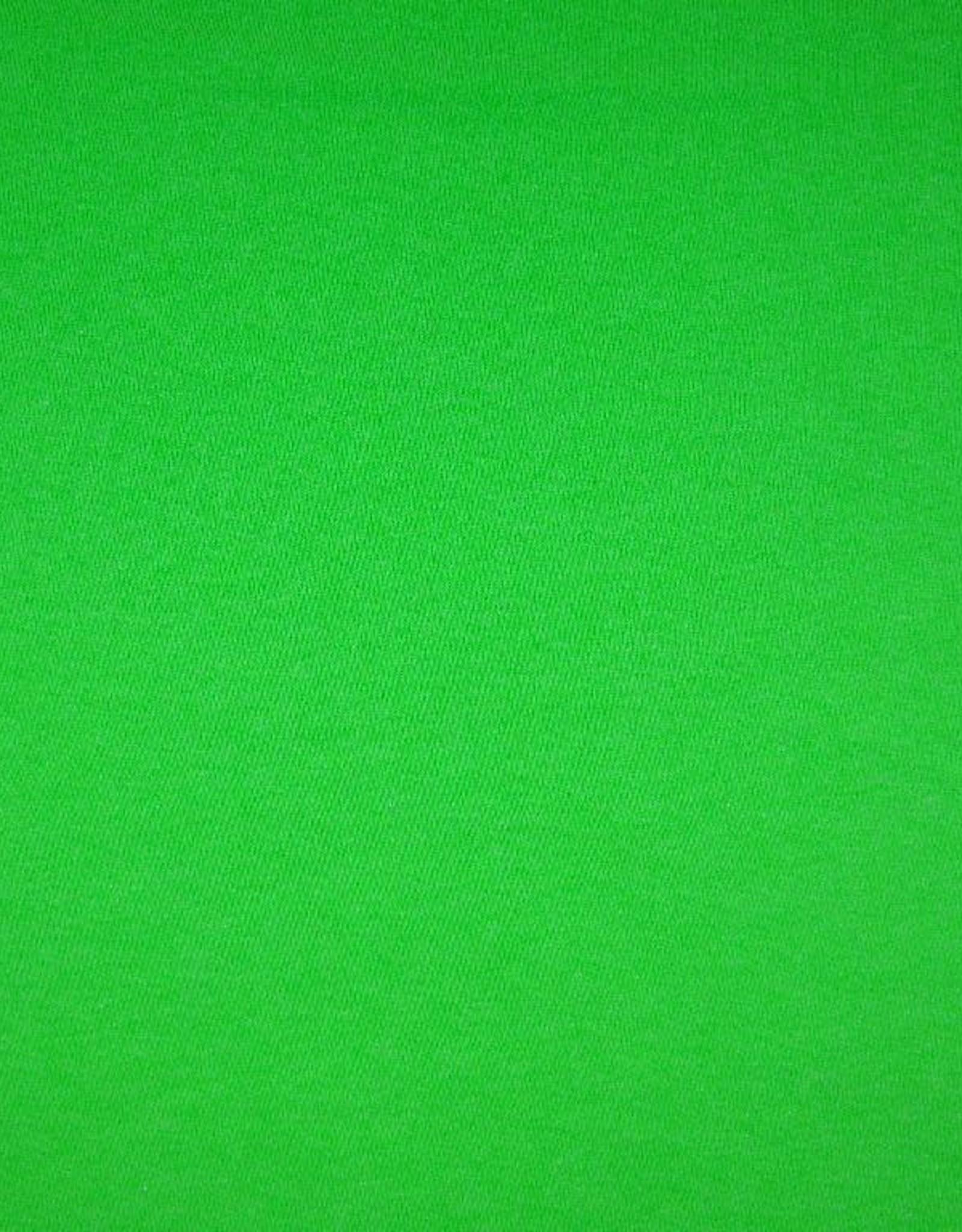 Boordstof neon groen