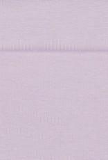 Boordstof GOTS light lavender