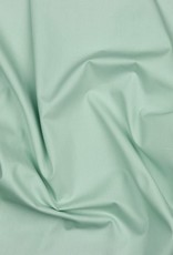 Poplin GOTS light green