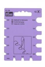 Prym Haaknaaldmeter