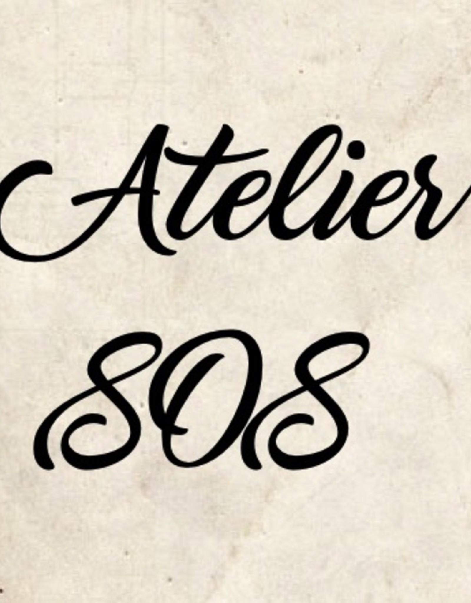 Atelier SOS 13/8 13uur