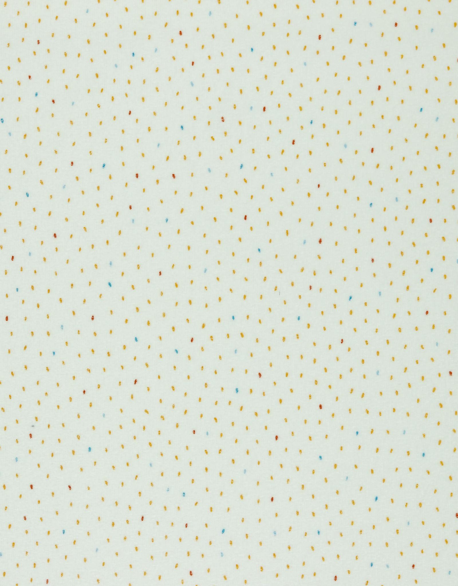 Nicky dots off white