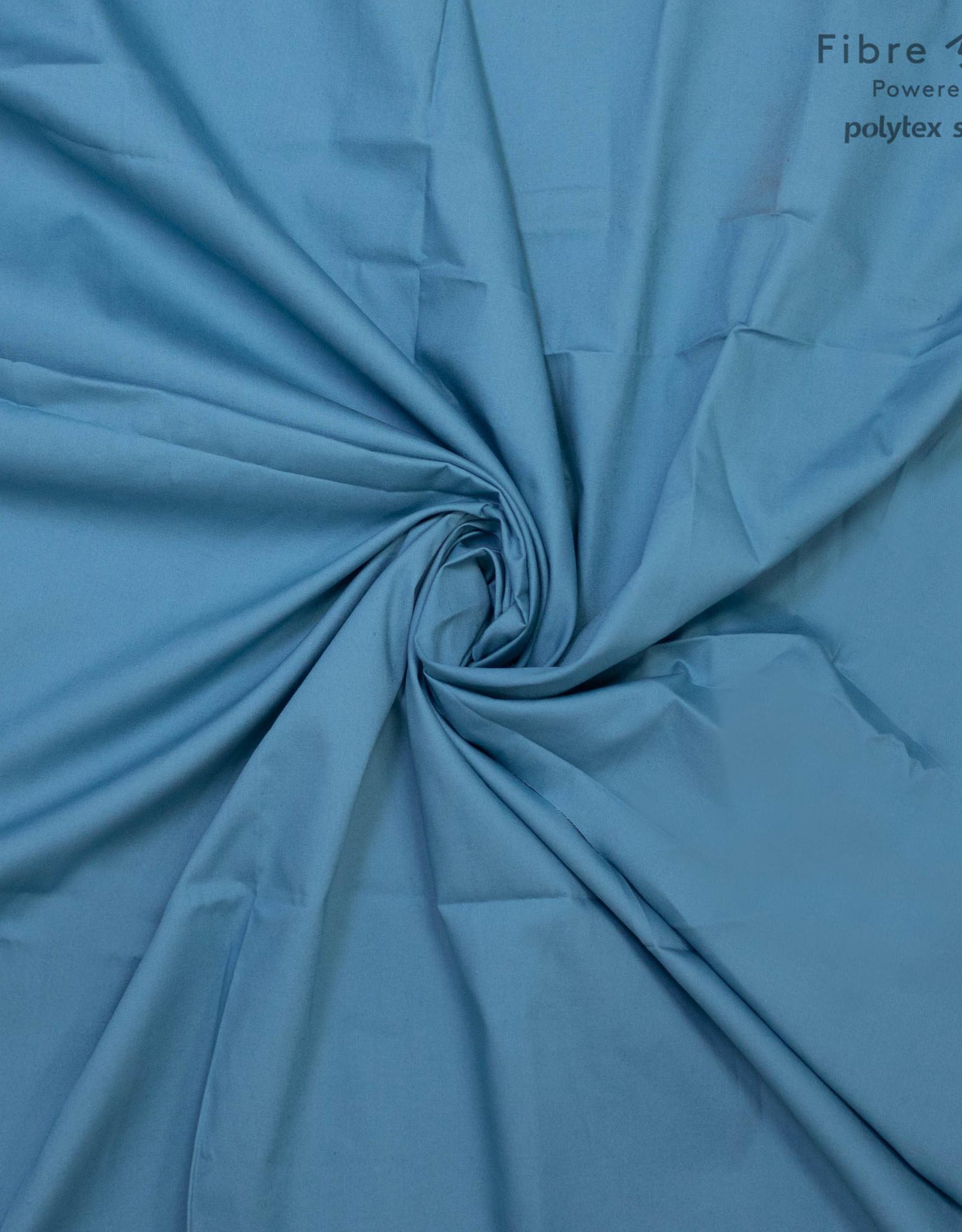 Fibre Mood FM Onah poplin adriatique blue