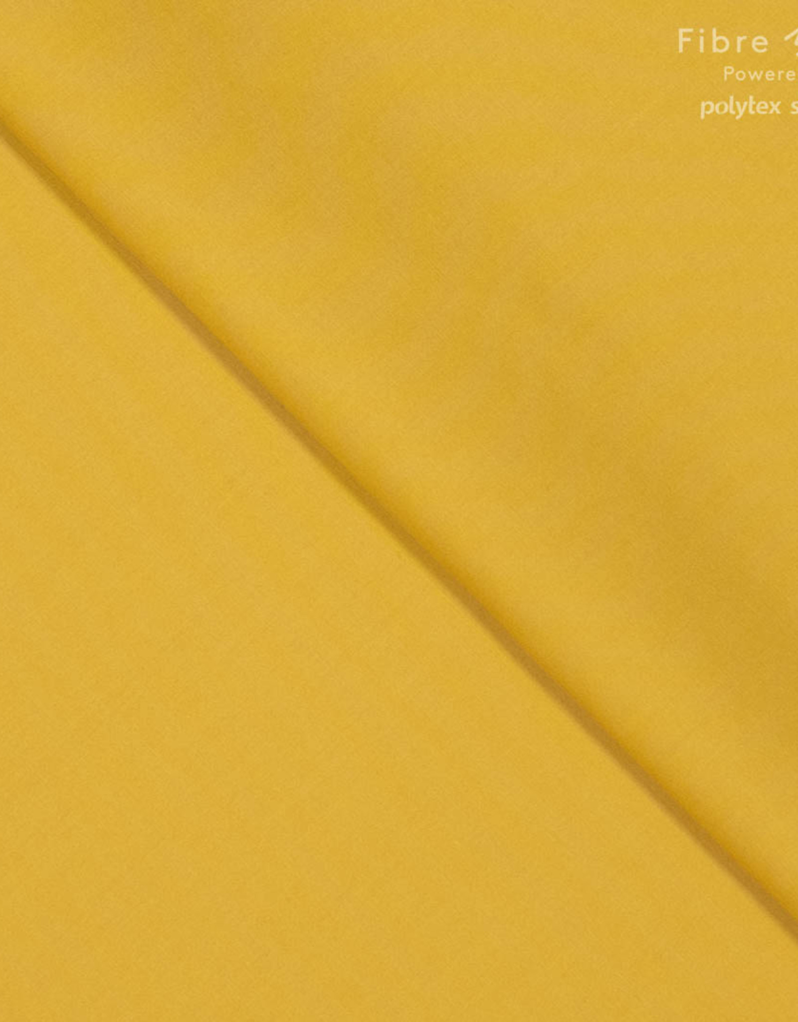 Fibre Mood FM Mae poplin stretch yellow
