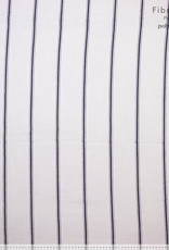 Fibre Mood FM Viola white black stripes