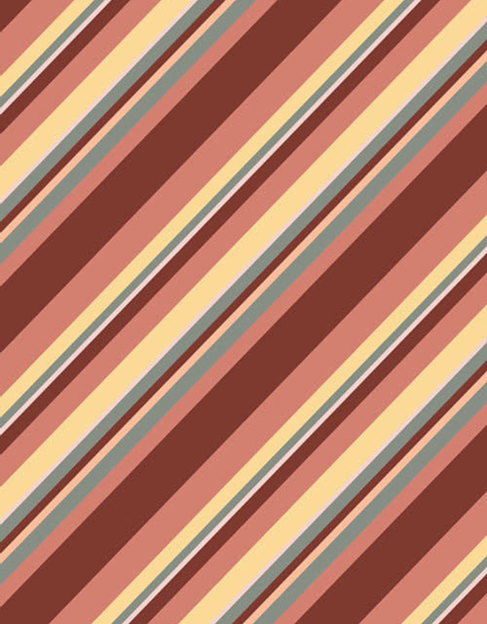 Bohélie fabrics Bohemian summer diagonal
