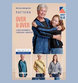 ABF Patroon over en over dames