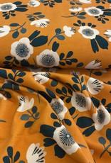 Flowers oranje