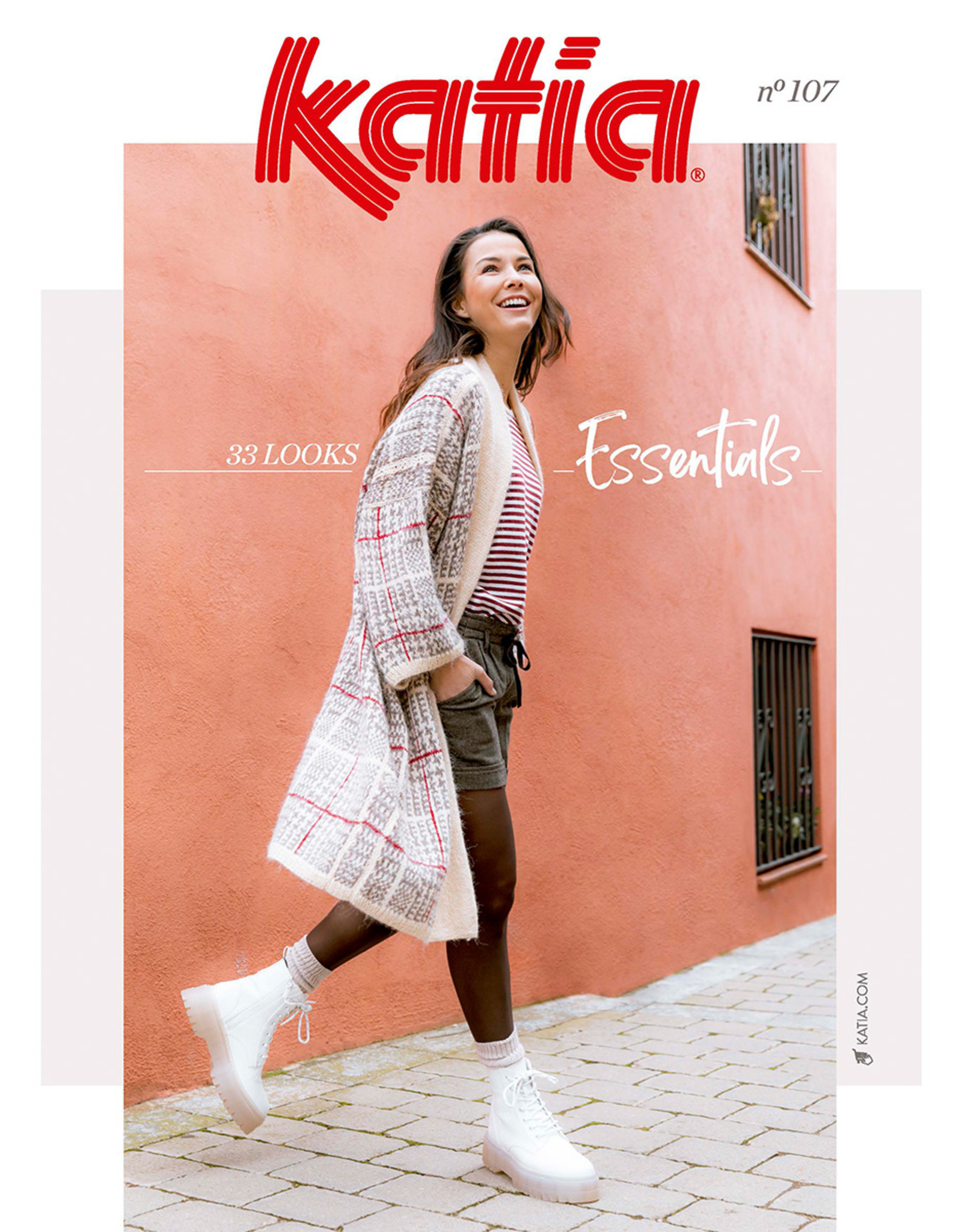 Katia Patronenboek essentials 107