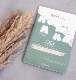 WISJ Designs Patroon Joey short