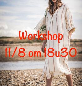 Workshop Mae jurk 11/8