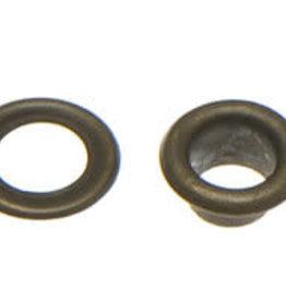 Nestels 5mm bronskleurig staal