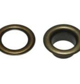 Nestels 8mm bronskleurig staal
