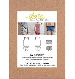 Ikatee Sebastien underwear set + swimwear